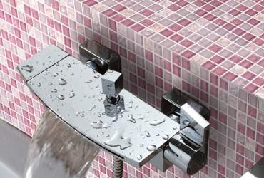 stone-glass-mosaic-tiles-bathroom-pink-stickers-floor-k1638